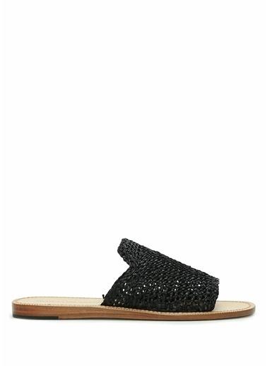 Dolce&Gabbana Sandalet Siyah